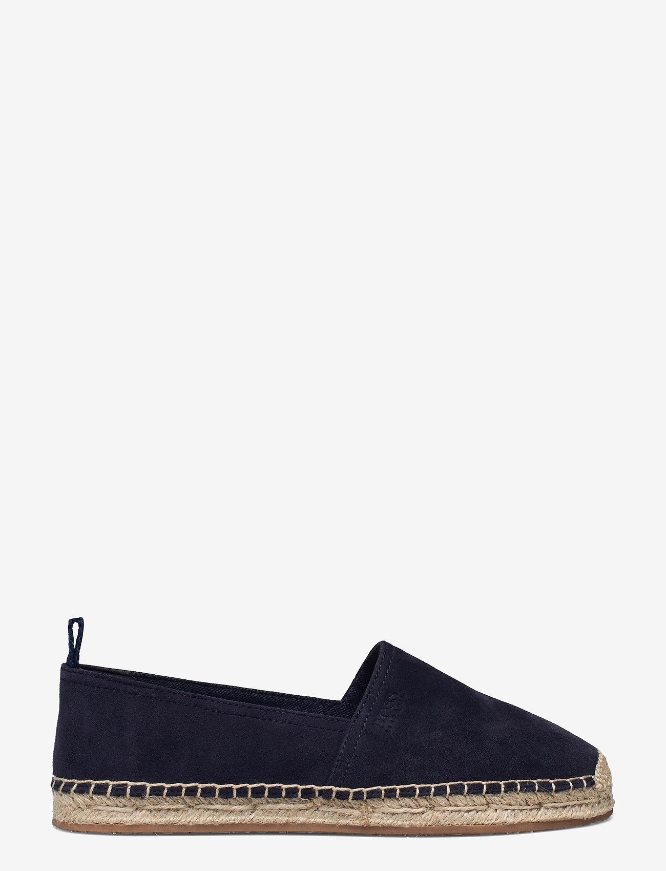 BOSS - Madeira_Slon_sd - platta espadriller - dark blue - 1