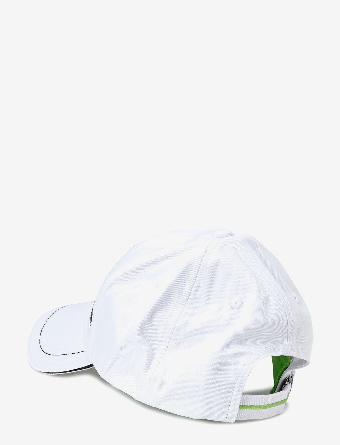 BOSS - Cap 1 - lakit - white