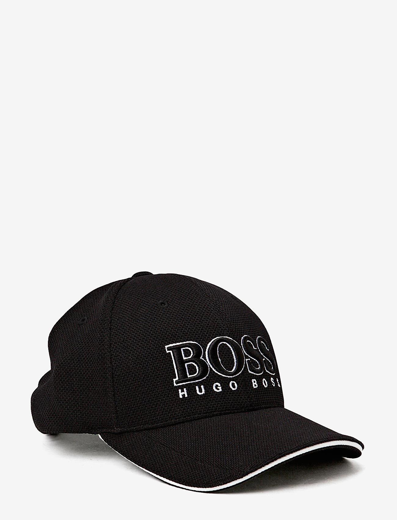 BOSS - Cap US - lakit - black