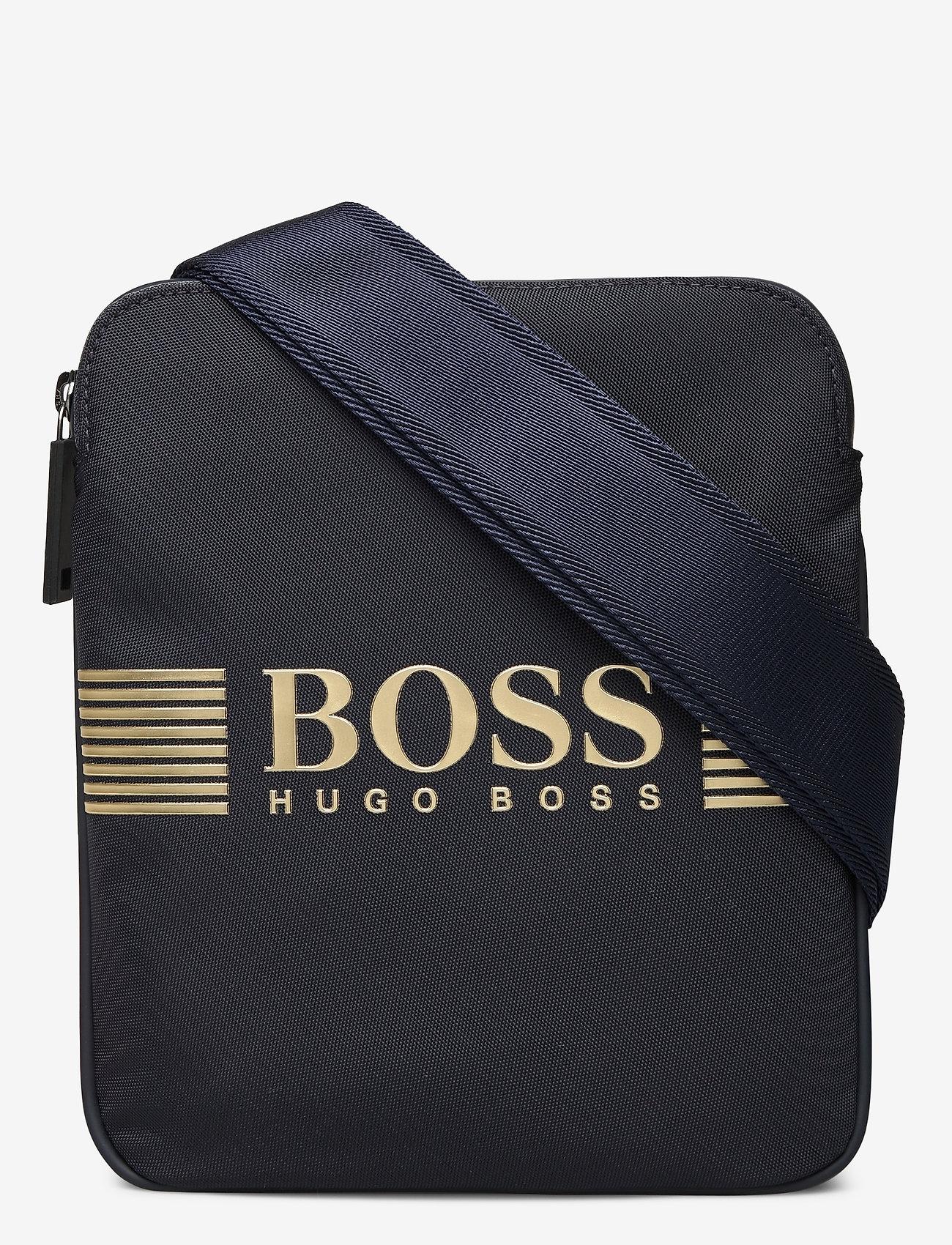 BOSS - Pixel_S zip env - skuldervesker - navy - 1