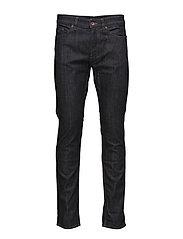 Delaware3 Slimmade Jeans Blå BOSS BUSINESS WEAR