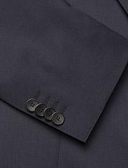 BOSS - Hayes_cyl - enkeltradede jakkesæt - dark blue - 3