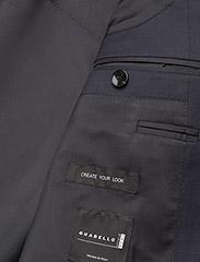 BOSS - Hayes_cyl - enkeltradede jakkesæt - dark blue - 4