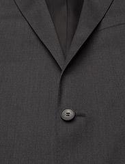 BOSS - Ryan_cyl - enkelknäppta kavajer - dark grey - 3