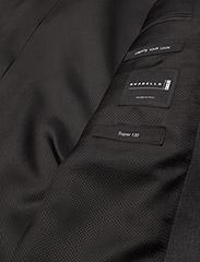 BOSS - Ryan_cyl - enkelknäppta kavajer - dark grey - 5