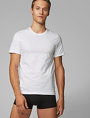 BOSS - T-Shirt RN 3P CO - multipack - assorted pre-pack - 4