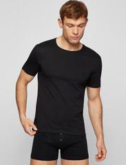 BOSS - T-Shirt RN 3P CO - multipack - black - 3
