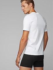 BOSS - T-Shirt RN 3P CO - multipack - white - 4