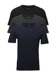 T-Shirt RN 3P CO - OPEN BLUE