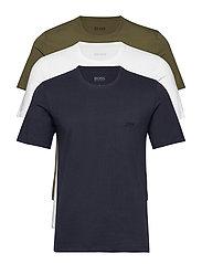 T-Shirt RN 3P CO - OPEN GREEN