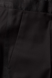 BOSS - Gilan_cyl - suitbukser - black - 2