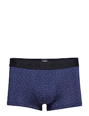 Trunk Microprint - DARK BLUE