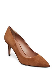 Eddie Pump 70-S - LIGHT/PASTEL BROWN