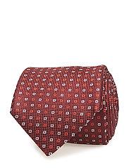 Tie 7,5 cm - BRIGHT RED