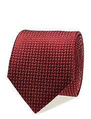 Tie 7,5 cm - MEDIUM RED