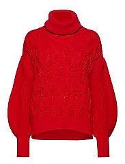 Fantastica - BRIGHT RED