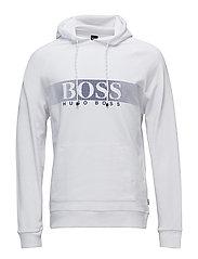 LS-Shirt Hooded - NATURAL