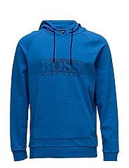 LS-Shirt Hooded - OPEN BLUE