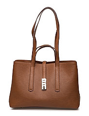 Veronika Workbag - RUST/COPPER