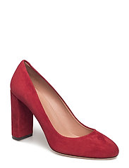 Taylor Pump 90-S - DARK RED