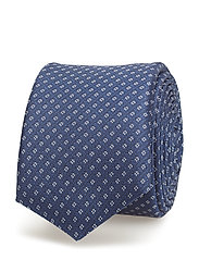 Tie 6 cm traveller - BRIGHT BLUE