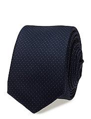 Tie 6 cm traveller - OPEN BLUE