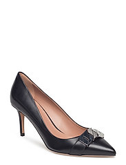 Veronika Pump 70-C - BLACK