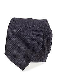 T-Tie 6 cm soft - OPEN BLUE