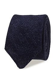 Tie 6 cm soft - OPEN BLUE