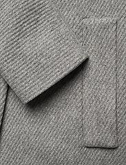 BOSS - Cedani - ullkappor - medium grey - 4