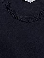 BOSS - Falyssa - strikkede toppe - open blue - 2