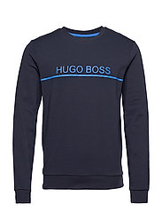 Tracksuit Sweatshirt - DARK BLUE
