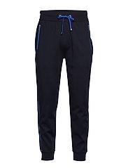 Tracksuit Pants - DARK BLUE