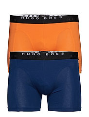 Boxer Brief 2P Solid - DARK ORANGE