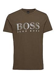 T-Shirt RN - DARK BROWN