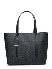 Taylor N. Shop-Hb Shopper Veske Svart BOSS BUSINESS WEAR