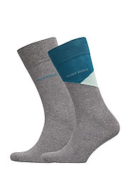 2P RS Color Block CC - MEDIUM GREY
