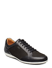 Primacy_lowp_ltnu Lave Sneakers Svart BOSS BUSINESS WEAR