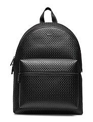 Crosstown P_backpack Ryggsäck Väska Svart BOSS BUSINESS WEAR