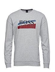Authentic Sweatshirt - MEDIUM GREY