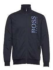 Tracksuit Jacket - DARK BLUE