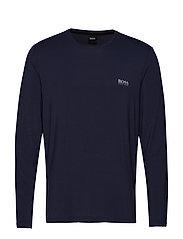 Comfort LS-Shirt RN - DARK BLUE