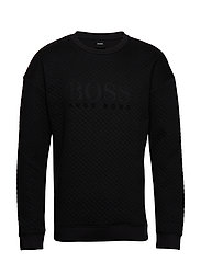 Contem. Sweatshirt - BLACK