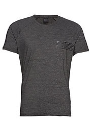 T-Shirt RN Athletic - BLACK