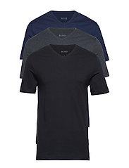T-Shirt VN 3P CO - OPEN BLUE