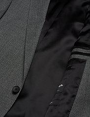BOSS - Novan6 - enkeltradede jakkesæt - open grey - 4