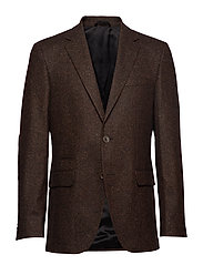 Jestor5 Blazer Kavaj Brun BOSS BUSINESS WEAR