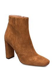 Malika Bootie 90-S - LIGHT/PASTEL BROWN