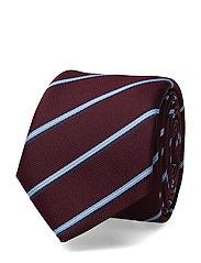 Tie 6 cm - DARK RED