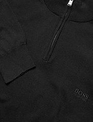 BOSS - Padro-L - half zip - black - 2